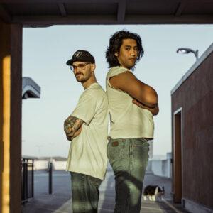 Tre and Brad